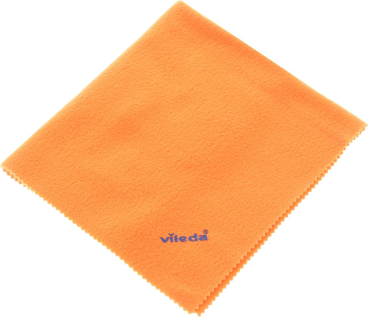 Салфетка для уборки Vileda Soft Dust Cloth, 40 х 30 см125361Салфетка Vileda Soft Dust Cloth предназначена для сухой уборки помещения от пыли. Благодаря электростатическому эффекту она собирает на 40% больше пыли по сравнению с обычными салфетками. Салфетка очень мягкая и приятная на ощупь.