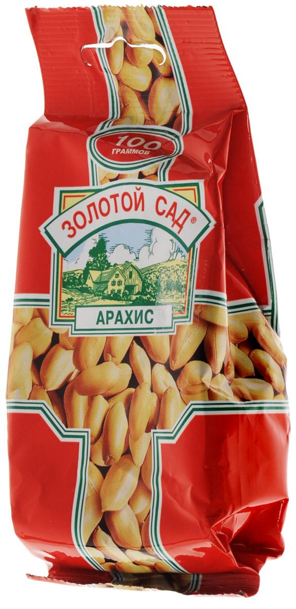 Золотой сад арахис жареный соленый, 100 г