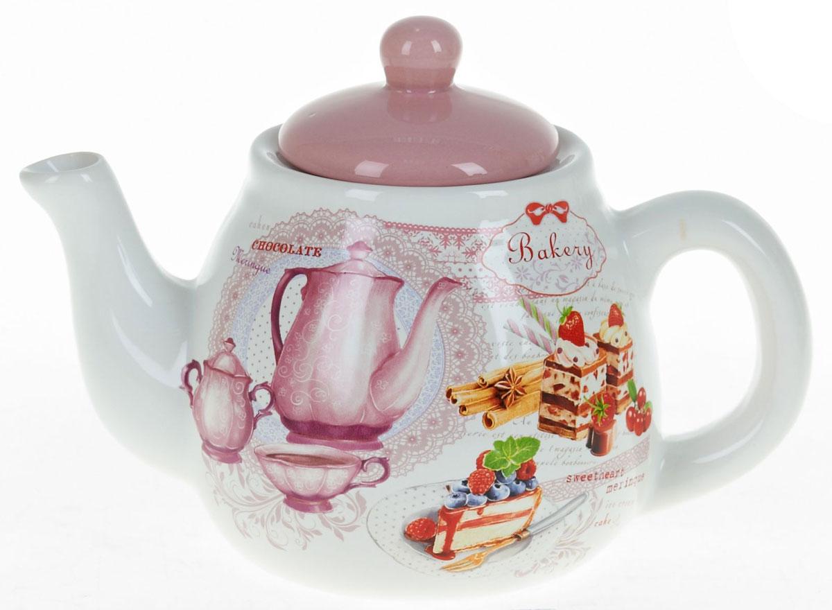 Чайник заварочный ENS Group Бисквит, 660 мл. L3170207L3170207Заварочный чайник Бисквит, изготовленный из высококачественной керамики, прекрасно впишется в интерьер вашей кухни и станет достойным дополнением к кухонному инвентарю. Изделие снабжено эргономичной крышкой и удобной ручкой. Такой чайник не только украсит ваш кухонный стол и подчеркнет прекрасный вкус хозяйки, но и станет отличным подарком. Можно мыть в посудомоечной машине.