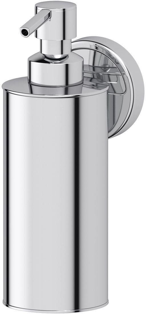Дозатор жидкого мыла FBS Luxia, цвет: хром. LUX 011LUX 011Аксессуары торговой марки FBS производятся на заводе ELLUX Gluck s.r.o., имеющем 20-летний опыт работы. Предприятие расположено в Злинском крае, исторически знаменитом своим промышленным потенциалом. Компоненты из всемирно известного богемского хрусталя выгодно дополняют серии аксессуаров. Широкий ассортимент, разнообразие форм, высочайшее качество исполнения и техническое?совершенство продукции отвечают самым высоким требованиям. Продукция FBS представлена на российском рынке уже более 10 лет и за это время успела завоевать заслуженную популярность у покупателей, отдающих предпочтение дорогой и качественной продукции.