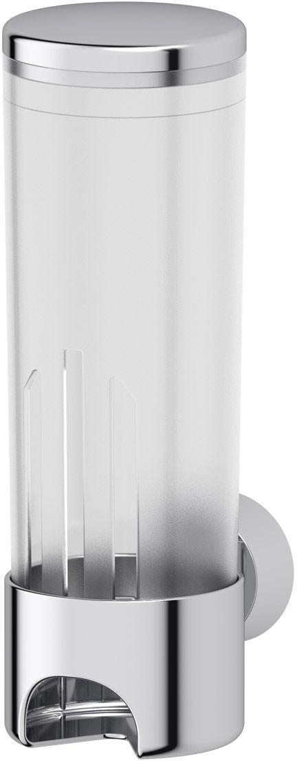 Контейнер для косметических дисков FBS Vizovice, цвет: хром, белый. VIZ 019VIZ 019Аксессуары торговой марки FBS производятся на заводе ELLUX Gluck s.r.o., имеющем 20-летний опыт работы. Предприятие расположено в Злинском крае, исторически знаменитом своим промышленным потенциалом. Компоненты из всемирно известного богемского хрусталя выгодно дополняют серии аксессуаров. Широкий ассортимент, разнообразие форм, высочайшее качество исполнения и техническое?совершенство продукции отвечают самым высоким требованиям. Продукция FBS представлена на российском рынке уже более 10 лет и за это время успела завоевать заслуженную популярность у покупателей, отдающих предпочтение дорогой и качественной продукции.