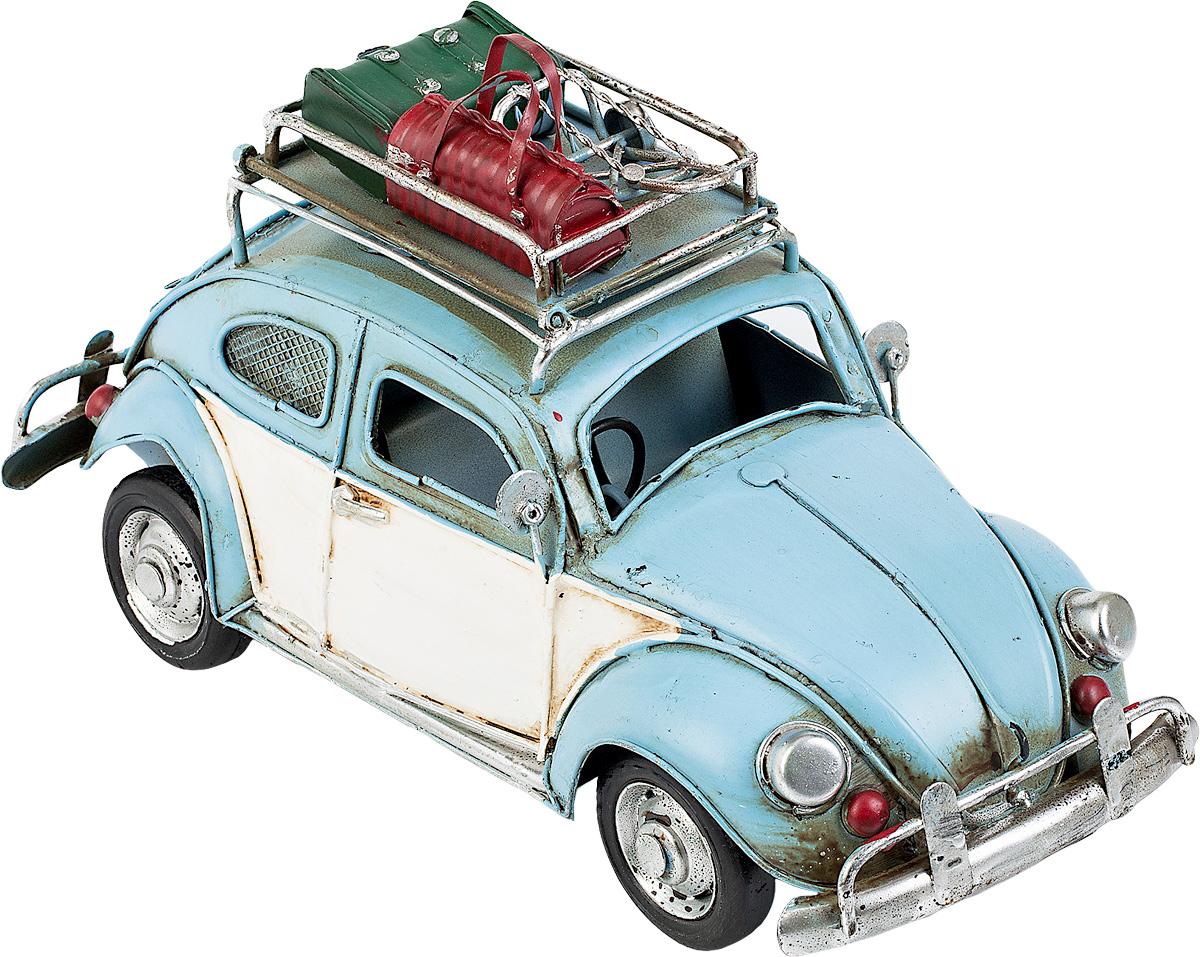 Модель Platinum Автомобиль, с фоторамкой и копилкой. 1404E-43361404E-4336Модель Platinum Автомобиль, выполненная из металла, станет оригинальным украшением интерьера. Вы можете поставить модель ретро- автомобиля в любом месте, где она будет удачно смотреться. Изделие дополнено копилкой и фоторамкой, куда вы можете вставить вашу любимую фотографию. Качество исполнения, точные детали и оригинальный дизайн выделяют эту модель среди ряда подобных. Модель займет достойное место в вашей коллекции, а также приятно удивит получателя в качестве стильного сувенира.