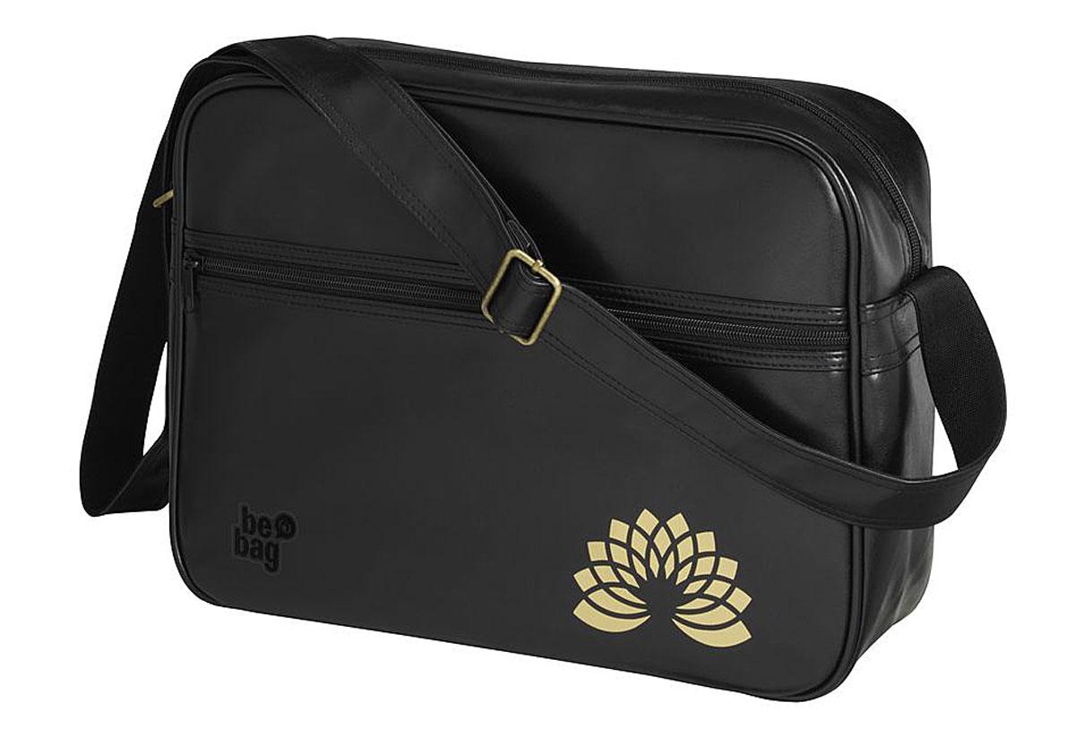Herlitz Сумка школьная Be Bag Sport цвет черный11359528Школьная сумка Herlitz Be Bag. Sport выполнена из прочного износостойкого материала черного цвета. Сумка состоит из одного отделения, которое закрывается на застежку-молнию. Внутри отделения расположены два открытых накладных кармашка. Лицевая сторона сумки дополнена практичным карманом на молнии. Сумка имеет одну широкую лямку для переноски на плече. Лямка легко регулируется по длине. Прочная и вместительная сумка Be Bag смотрится элегантно в любой ситуации. Идеальный выбор для школы, университета или досуга.