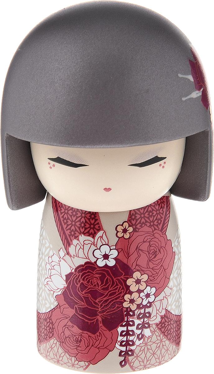 Кукла-талисман Kimmidoll Мизуки (Богатство). TGKFS097TGKFS097Привет, меня зовут Мизуки! Я талисман богатства! Мой дух обогащает и дает процветание. Если вы цените и дорожите всем, что вам дорого в жизни, вы почитаете мой дух. Пусть сила моего духа дает вам богатство во всех областях вашей жизни. Это традиционная японская кукла- Кокеши! (японская матрешка). Дарится в знак дружбы, симпатии, любви или по поводу какого-либо приятного события! Считается, что это не только приятный сувенир, но и талисман, который приносит удачу в делах, благополучие в доме и гармонию в душе!