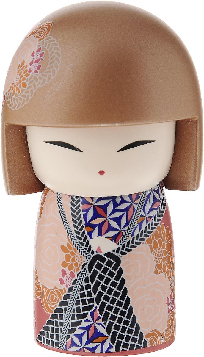 Кукла-талисман Kimmidoll Каона (Друг). TGKFS099TGKFS099Привет, меня зовут Каона! Я талисман друга! Мой дух полон соучастия и взаимопонимания! Вы разделяете силу моего духа, когда радуетесь достижениями других, а в трудные минуты оказываете настоящую поддержку, показывая истинную ценность дружбы. Это традиционная японская кукла- Кокеши! (японская матрешка). Дарится в знак дружбы, симпатии, любви или по поводу какого-либо приятного события! Считается, что это не только приятный сувенир, но и талисман, который приносит удачу в делах, благополучие в доме и гармонию в душе!