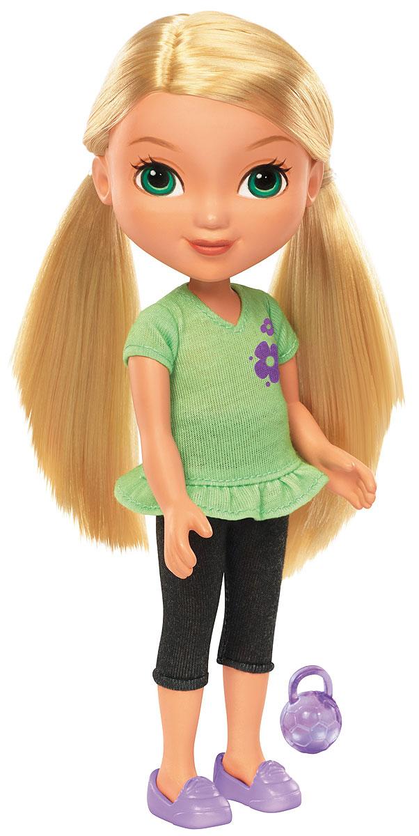 Dora and Friends Кукла АланаBHT40_BHT42Любое приключение веселее, когда вы вместе с друзьями! А Даша и ее друзья не могут обойтись без вас! Знакомьтесь с ними, исследуйте их город и присоединяйтесь к приключениям этой веселой компании! Кукла Dora and Friends Алана одета в наряд, вдохновленный мультсериалом Даша и ее друзья: приключения в городе. У куклы мягкие волосы, гибкие руки и ноги. Присоединяйтесь к новым приключениям Даши и ее друзей!