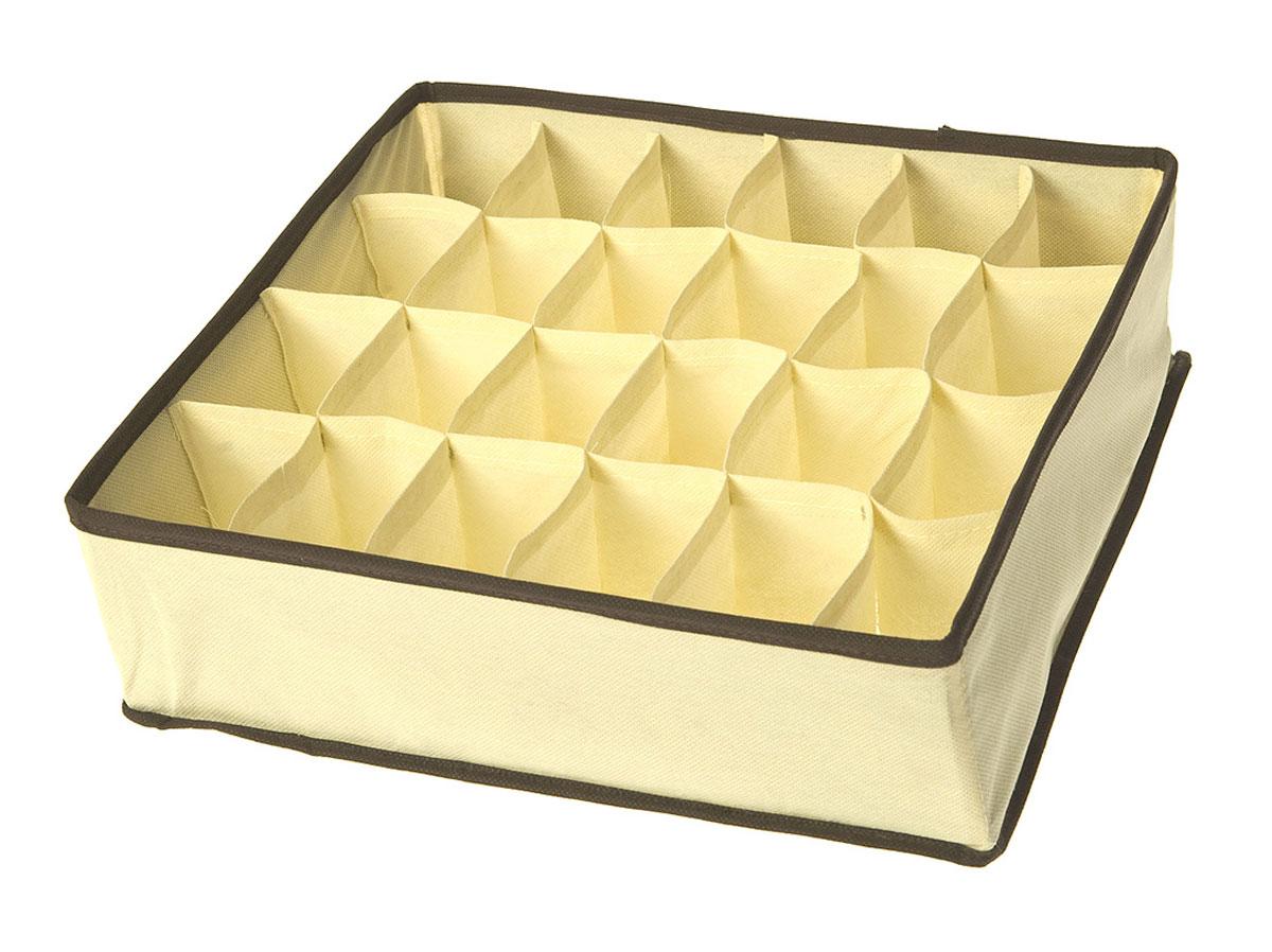 Коробка для хранения Youll love, 24 секции, 32 х 32 х 9 см70854