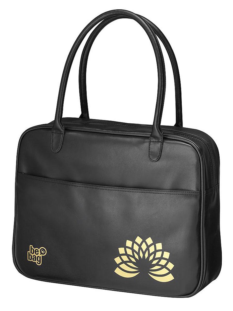Herlitz Сумка школьная Be Bag Fashion цвет черный11359494Школьная сумка Herlitz Be Bag. Fashion выполнена из прочного износостойкого материала. Сумка состоит из одного отделения и закрывается на пластиковую застежку-молнию. Внутри расположены два открытых накладных кармашка. Лицевая часть сумки дополнена большим карманом на молнии. Изделие имеет две прочные ручки. Благодаря удобному размеру ручек, сумку можно повесить на плечо, на локоть или носить в руках. Прочная и вместительная сумка Be Bag смотрится элегантно в любой ситуации. Идеальный выбор для школы, университета или досуга.
