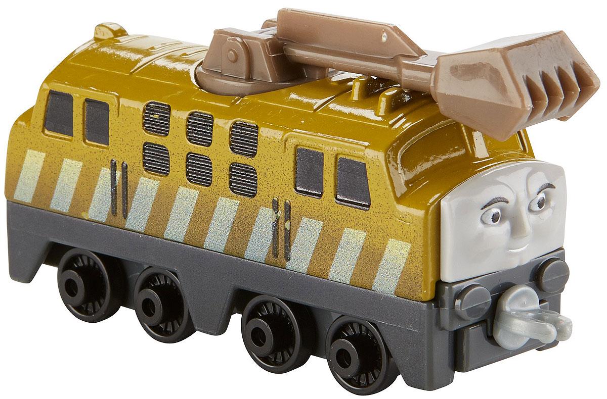 Thomas & Friends Паровоз DWM30_DXR72DWM30_DXR72Коллекция надежных литых поездов Томас и его друзья с пластиковыми креплениями, чтобы соединять с другими поездами или тендерами из серии Приключения Томаса и его друзей. Идеально для использования с поездами, трассами и наборами Приключения Томаса и его друзей (продаются отдельно, наличие не гарантировано). Помогает развивать крупную моторику и восприятие, развивает воображение.