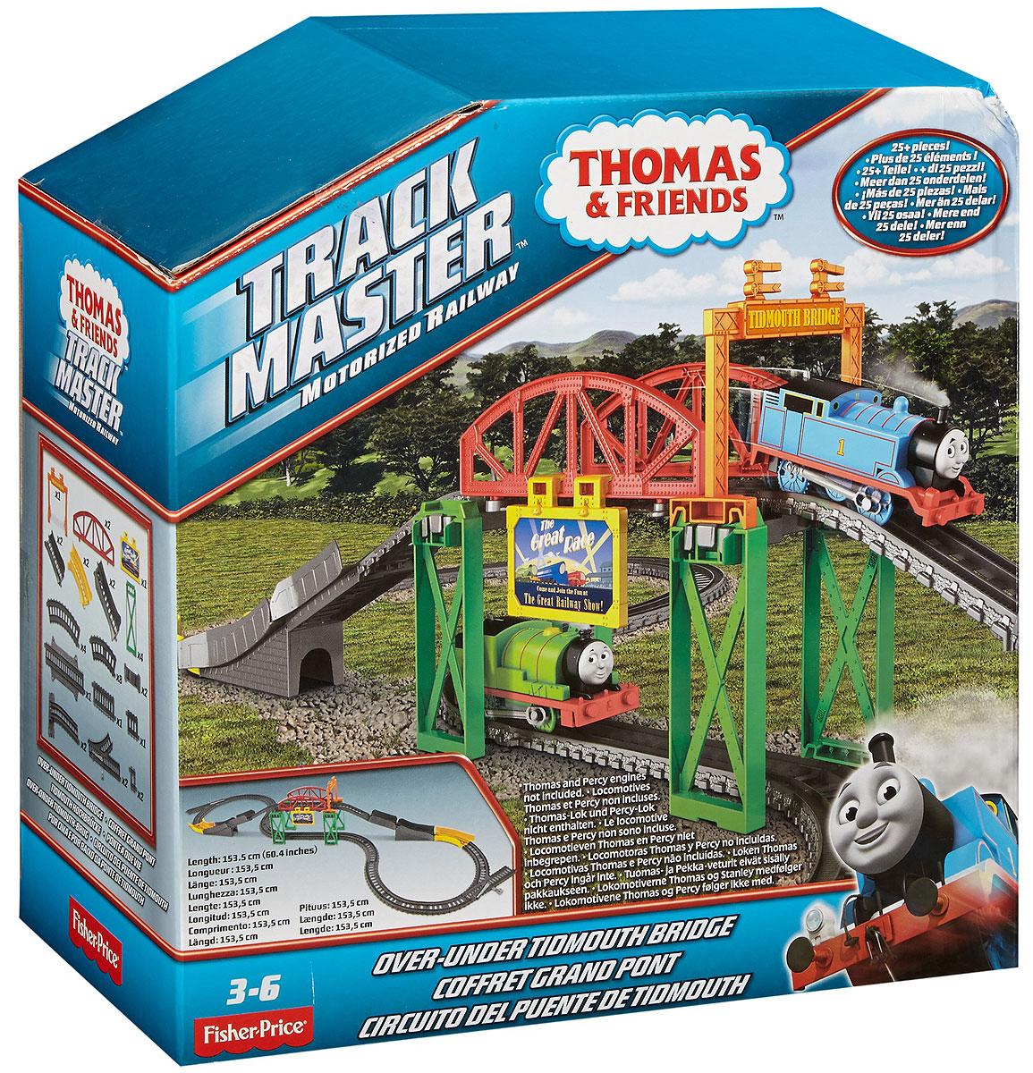 Thomas & Friends Железная дорога Гонка по болоту