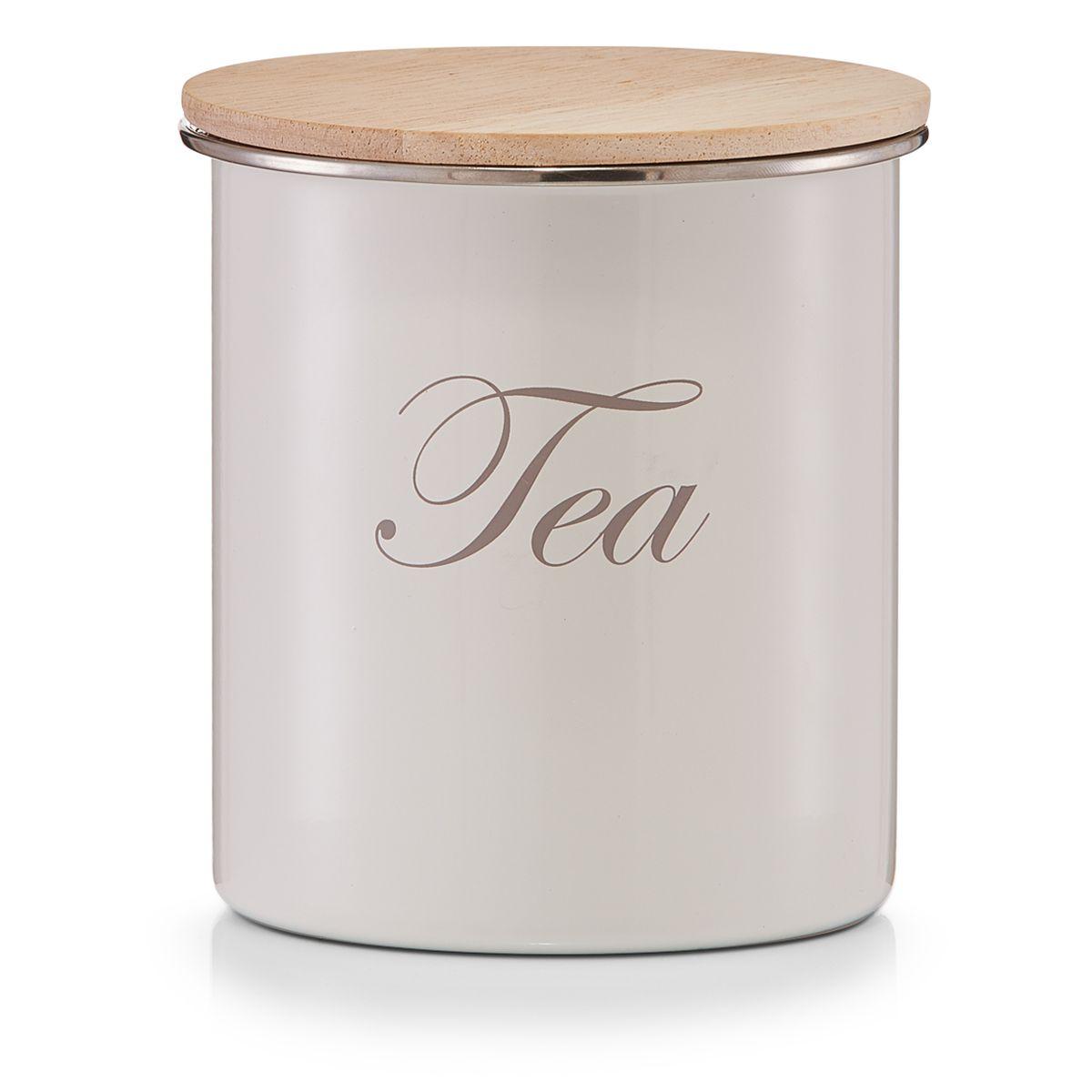 Банка для хранения Zeller Tea, 11,2 х 11,2 х 12,5 см19310