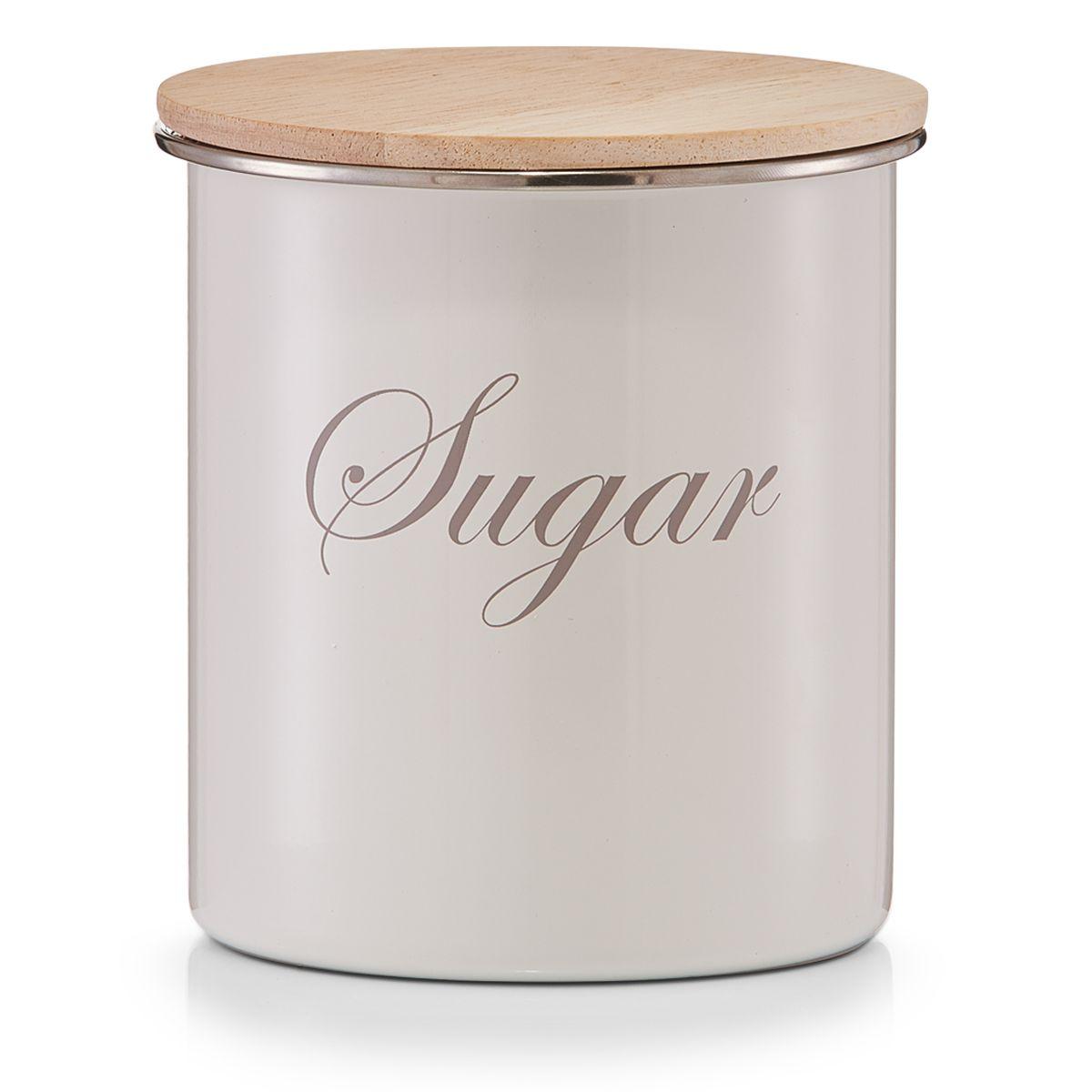 Банка для хранения Zeller Sugar, 11,2 х 11,2 х 12,5 см19311