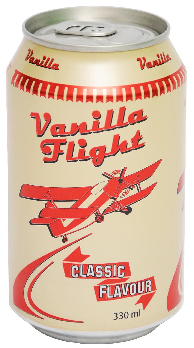 Vanilla Flight Classic Flavour Напиток безалкогольный, 0,33 л 00128900000100