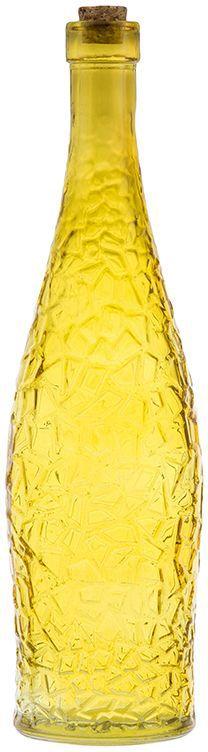 Бутылка для масла/уксуса Elan Gallery, цвет: янтарный, 700 мл300029Стильная бутылка для жидкостей. Подойдет для хранения масел, соусов или уксуса. Эффектно впишется в любой интерьер. Размер 8 х 8 х 30 см. Объем 700 мл.