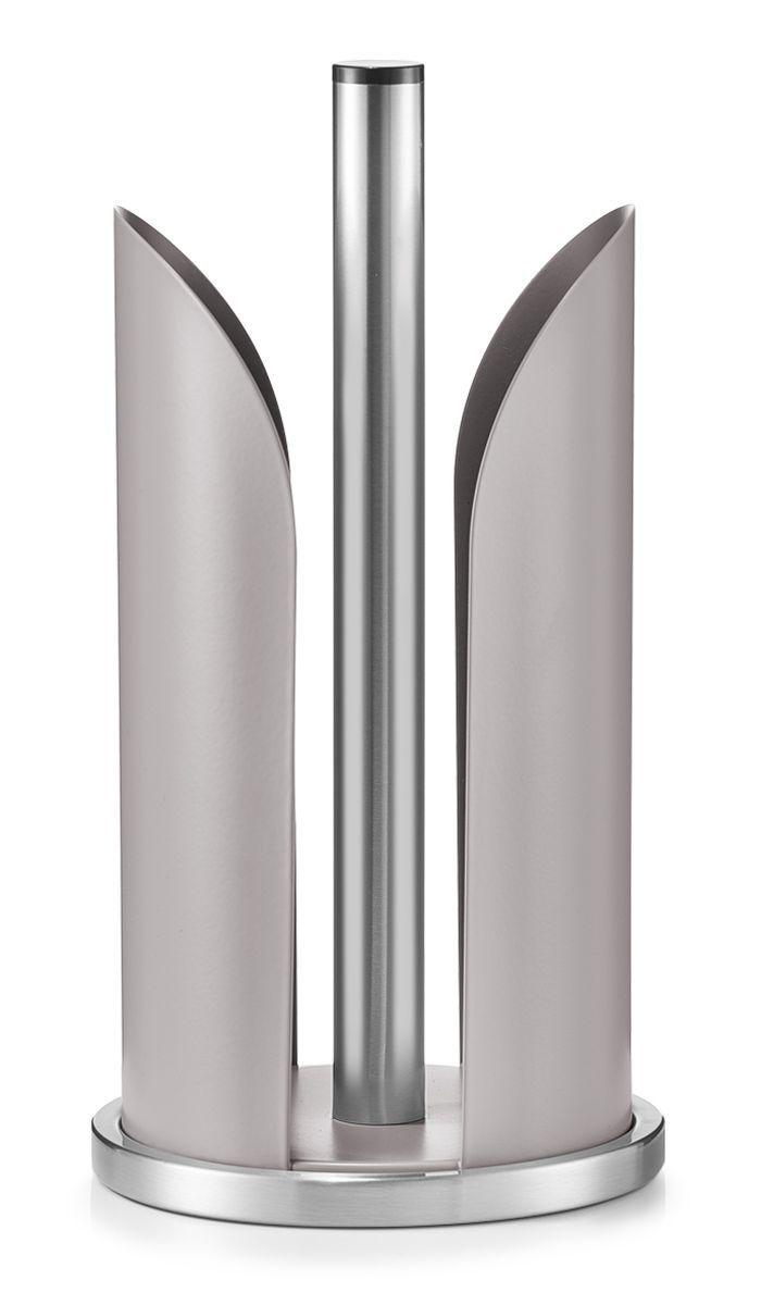 Держатель для бумажных полотенец Zeller, цвет: серо-коричневый, стальной, высота 30,5 см27216Держатель для бумажных полотенец Zeller изготовлен из высококачественного металла. Круглое основание держателя гарантирует устойчивость. Рулоны накладываются сверху. Вы можете установить его в любом удобном месте. Такой держатель станет полезным аксессуаром в домашнем быту и идеально впишется в интерьер современной кухни. Рулон в комплект не входит. Высота держателя: 30,5 см. Диаметр основания: 15 см.