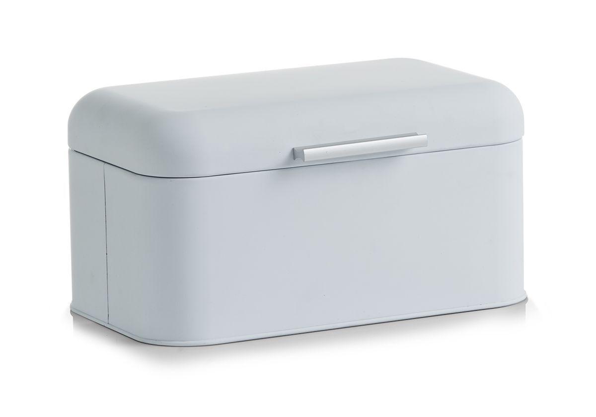 Хлебница Zeller, цвет: белый, 30,5 х 18,5 х 15 см27290