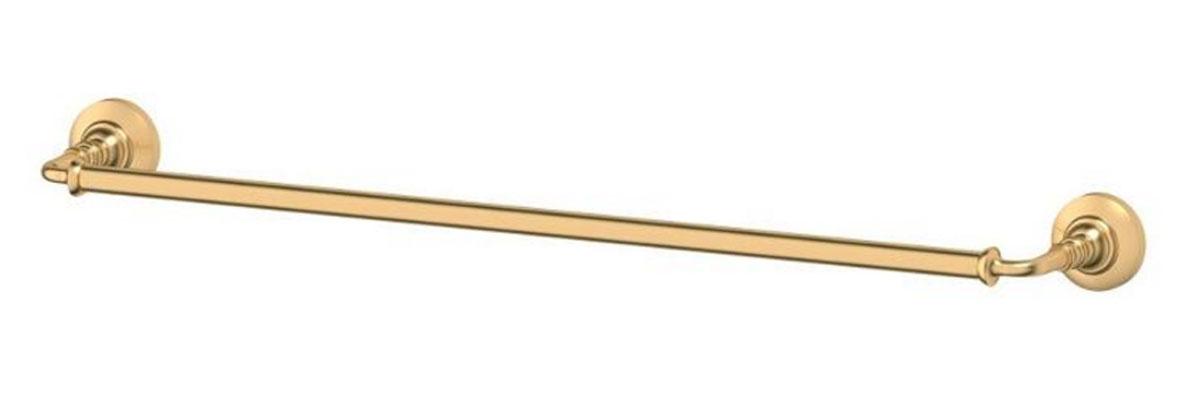 Держатель полотенец 3SC Stilmar, 60 см, цвет: матовое золото. STI 313STI 313Дизайн коллекций компании 3SC оригинален и узнаваем. Цель дизайнеров — находить равновесие между эстетикой и функциональностью. Это обдуманная четкая философия, которая проходит через все процессы производства мастерской региона Тоскана.Многолетний опыт, воплощение социальных и культурных традиций, а также постоянный поиск новых решений?– все это сконцентрировано в коллекциях 3SC. Особенное внимание уделяется декоративной отделке изделий, которая выполнена умелыми руками настоящих итальянских мастеров. Разнообразие стилей позволяет удовлетворить различные вкусы клиента от «классики» до «хай-тек», давая возможность гармонично сочетать аксессуары с зеркалами и освещением.