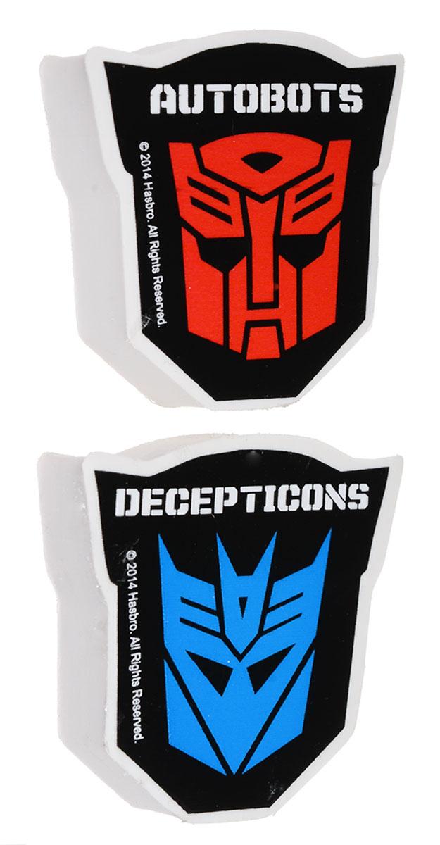 Transformers Набор ластиков Prime 2 штTRBB-US1-213-H2Набор ластиков Transformers Prime идеально подойдет для применения как в школе, так и в офисе. Ластики не повреждают поверхность бумаги и даже при сильном трении не оставляют следов. Абсолютно безопасны, не токсичны и экологичны. В упаковке 2 ластика в форме героев из известного мультфильма Трансформеры.