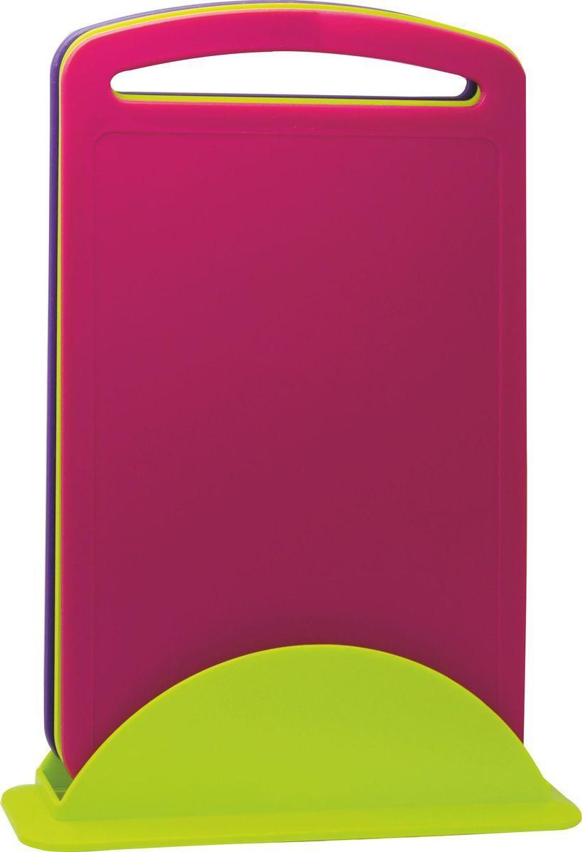 Набор досок Idea, на подставке, цвет: салатовыйМ 1580