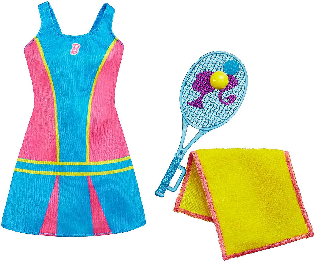 Barbie Одежда для куклы Теннисистка CHJ27_DNT95