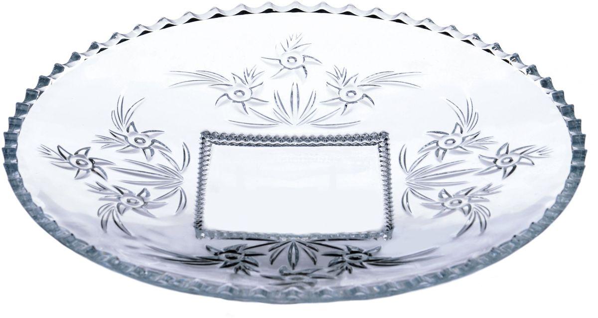 Блюдо Isfahan Симин, диаметр 27,8 смIG509Посуда из иранского боросиликатного стекла - новый тренд на рынке посуды. Она легче хрусталя, но при этом выглядит достаточно хрустально: те же грани, узоры, преломление света, блики, прозрачность, плавность краев и устойчивость дна. Стеклянная посуда требует определенного ухода. Чтобы сохранить первоначальный блеск, лучше всего воспользоваться следующим способом: посуду необходимо протереть солью либо добавить соль или уксус прямо в воду, а затем помыть посуду водой с мылом и ополоснуть холодной или теплой водой. Чтобы быстро высушить посуду, ее надо ополоснуть в теплой воде, а затем насухо вытереть чистым льняным полотенцем. Посуду из иранского стекла можно мыть в посудомоечной машине.