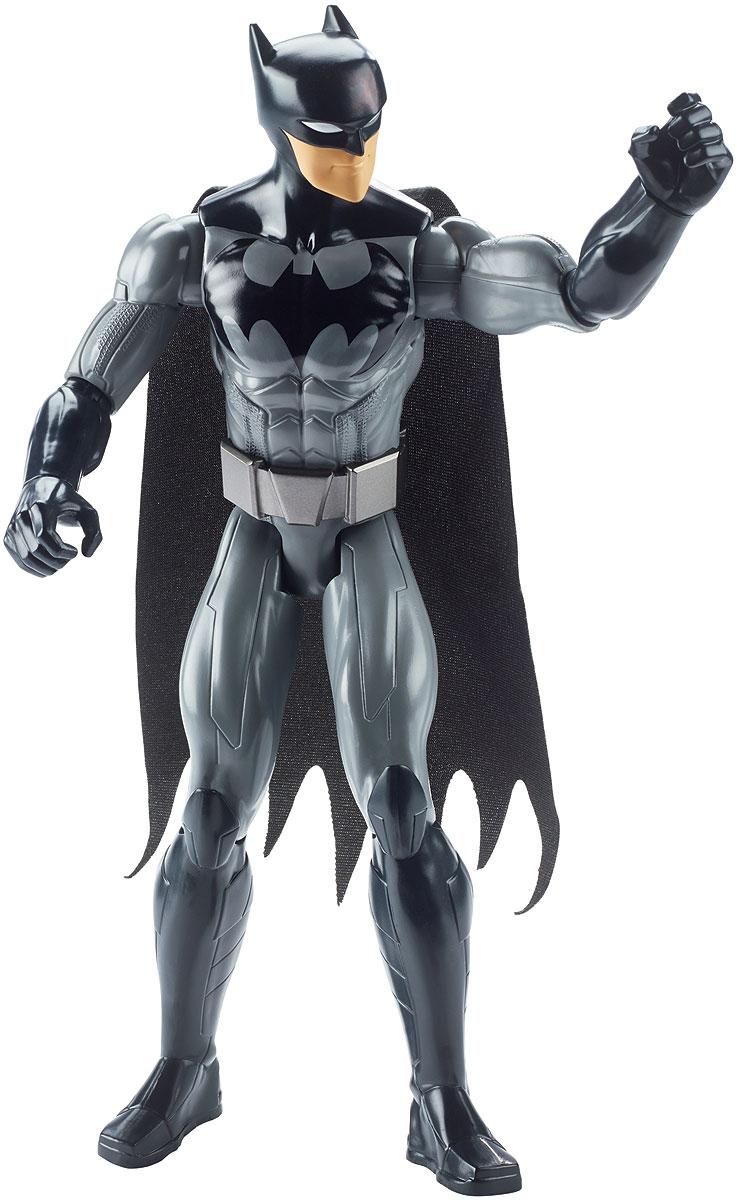 Batman Фигурка БэтменFBR02_DWM49Фигурка Batman Бэтмен станет отличным подарком юному поклоннику комиксов DC Comics. Персонаж Бэтмена впервые появился в Detective Comics №27 в мае 1939 года. Наряду с Суперменом, Бэтмен является одним из самых популярных и известных героев комиксов. Был создан художником Бобом Кейном в соавторстве с писателем Биллом Фингером. Бэтмен - тайное альтер-эго миллиардера Брюса Уэйна, успешного промышленника, филантропа. В детстве, став свидетелем убийства своих родителей, Брюс поклялся посвятить свою жизнь искоренению преступности и борьбе за справедливость. Подготовив себя физически и морально, он надевает стилизованный костюм летучей мыши и выходит на улицы города для противостояния преступникам. Эта 30-сантиметровая фигурка идеально передает уникальный образ и безукоризненный стиль героя Лиги Справедливости. Голова фигурки поворачивается, руки и ноги сгибаются, чтобы герой мог принимать самые невероятные позы. Выбери Бэтмена, Супермена, Флеша, Чудо-женщину,...