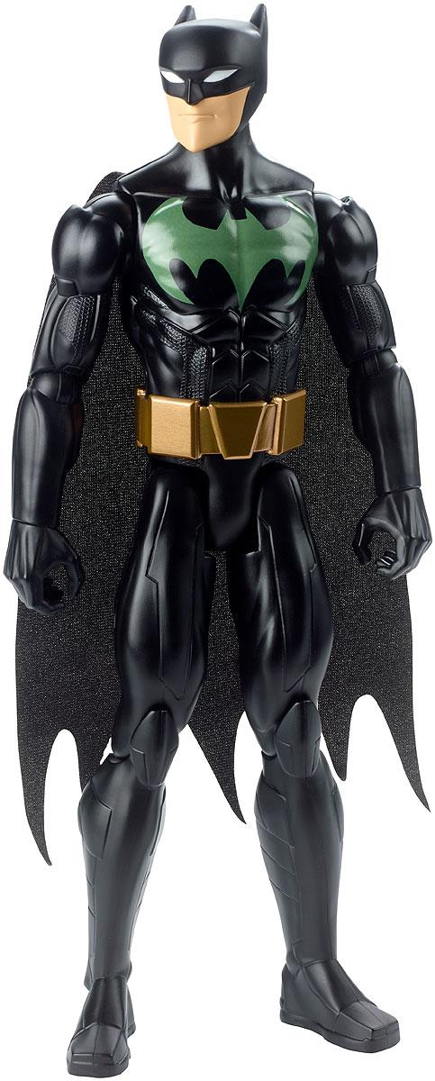 Batman Фигурка Stealth Shot BatmanFBR02_DWM50Фигурка Batman Stealth Shot Batman станет отличным подарком юному поклоннику комиксов DC Comics. Stealth Shot Batman - это обновленная версия костюма Бэтмена, подчеркивающего его уникальную силу и лидерские качества. Эта 30-сантиметровая фигурка идеально передает уникальный образ и безукоризненный стиль героя Лиги Справедливости. Голова фигурки поворачивается, руки и ноги сгибаются, чтобы герой мог принимать самые невероятные позы. Выбери Бэтмена, Супермена, Флеша, Чудо-женщину, Джокера или других героев, чтобы воссоздать свои любимые схватки между супергероями и суперзлодеями вселенной DC Comics!