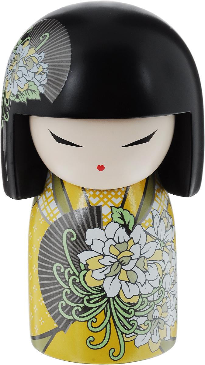 Кукла-талисман Kimmidoll Сачи (Радость). TGKFL110TGKFL110Привет, меня зовут Сачи! Я талисман радости! Мой дух обогащает и возвышает. Почитайте мой дух! И, достигая целей со страстью и энтузиазмом, вы даже простое и обычное дело можете сделать приятным и запоминающимся. Это традиционная японская кукла - Кокеши! (японская матрешка). Дарится в знак дружбы, симпатии, любви или по поводу какого-либо приятного события! Считается, что это не только приятный сувенир, но и талисман, который приносит удачу в делах, благополучие в доме и гармонию в душе!