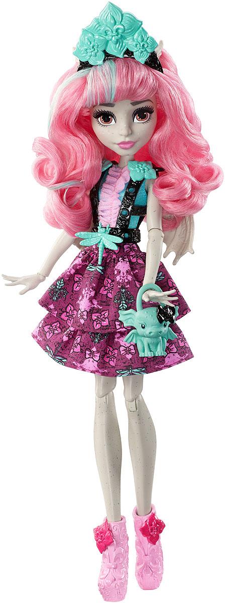 Monster High Монстряшки с длинными волосами FDF11_FDF13FDF11_FDF13Куклы Monster High оделись для вечеринки и оживили свои наряды сумасшедшими сумочками! Выбери Эбби Боминейбл, Венеру Макфлайтрап или Рошель Гойл. Ученицы выглядят потрясающе в своих стильных платьях. У каждого — свой цвет, узнаваемый принт и модный силуэт. Доведи образ до совершенства, используя забавные съемные аксессуары, которые можно прикрепить к шикарным туфлям, фантастическим браслетам, ремням и даже к звериным сумочкам. Устрой вечеринку со своими друзьями из Monster High и учись любить то, что делает тебя уникальной. В комплекте кукла Monster High в модном наряде с аксессуарами и звериной сумочкой.