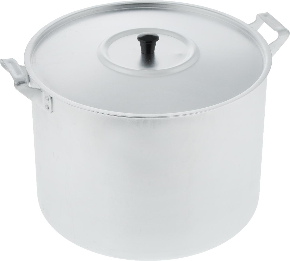 Кастрюля Scovo с крышкой, 10 лМТ-085Кастрюля Scovo с крышкой изготовлена из алюминия с полированной поверхностью. Посуда с полированной поверхностью медленно остывает, долго сохраняя тепло, поэтому идеально подходит для кипячения молока, воды, приготовления супов, каш. Кастрюля подходит для использования на всех типах плит, кроме индукционных. Можно мыть в посудомоечной машине. Алюминиевая посуда - это давно проверенная классика. Долговечная и недорогая, алюминиевая посуда не обладает привлекательным внешним видом, но может пережить многие испытания и не понести потерь. Даже деформация корпуса, в принципе, не влияет на дальнейший процесс приготовления пищи. Полированную алюминиевую посуду не рекомендуется мыть абразивными моющими средствами с использованием жестких щеток и других твердых материалов. Такая посуда пригодится не только дома, но и станет незаменимой в походах или поездках за город. Диаметр кастрюли (по верхнему краю): 26 см. Высота стенки: 19 см. Объем кастрюли: 10 л.