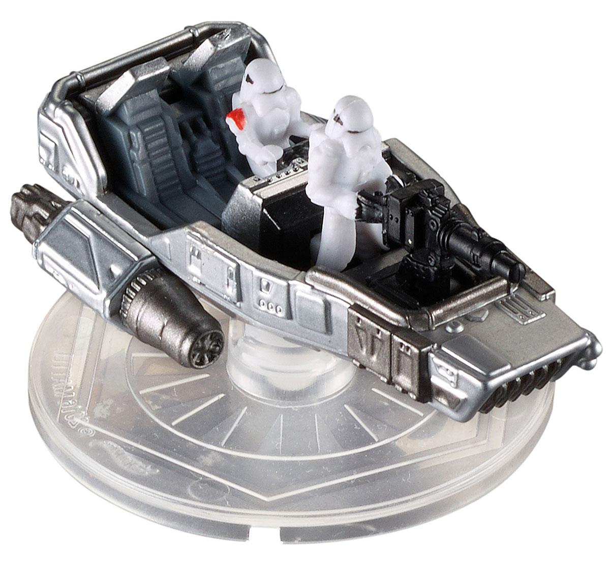 Hot Wheels Star Wars Космический корабль First Order Snow Speeder