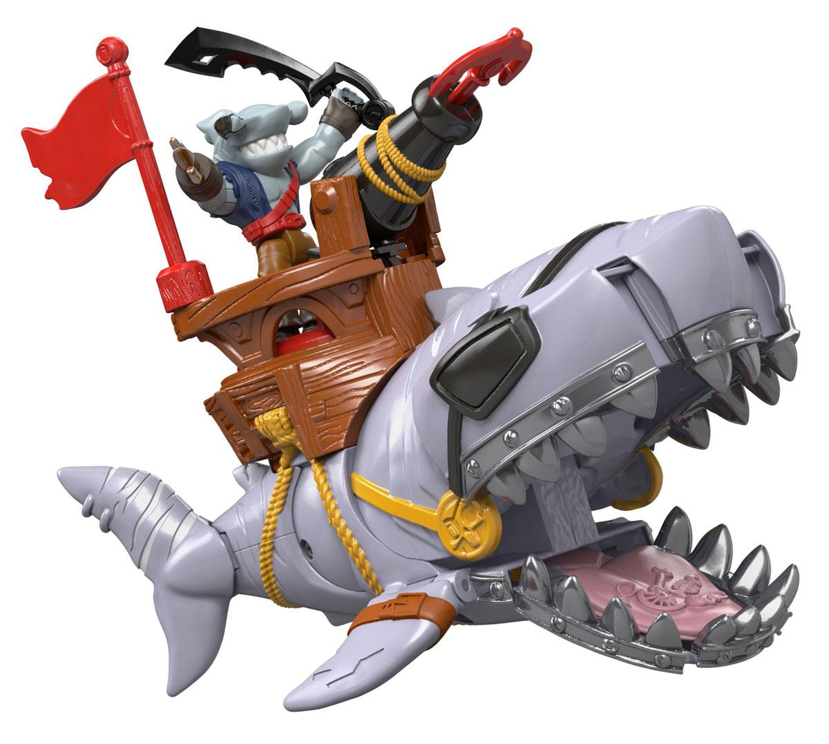 Imaginext Игровой набор Капитан Немо и скат DHH64_DHH66DHH64_DHH66Йо-хо-хо! С этими игрушками юные любители пиратов могут дать волю своей фантазии и отправиться покорять моря. В этом им поможет фигурка пирата и невероятные аксессуары для защиты территории и своих сокровищ! Собери всех пиратов и устрой битву буканьеров! (Наборы продаются отдельно. ) Imaginext … Turn on Adventure! О продукте В набор входит фигурка пирата и забавная интерактивная игрушка. Собери всех пиратов для лихих приключений! (Наборы продаются отдельно. )
