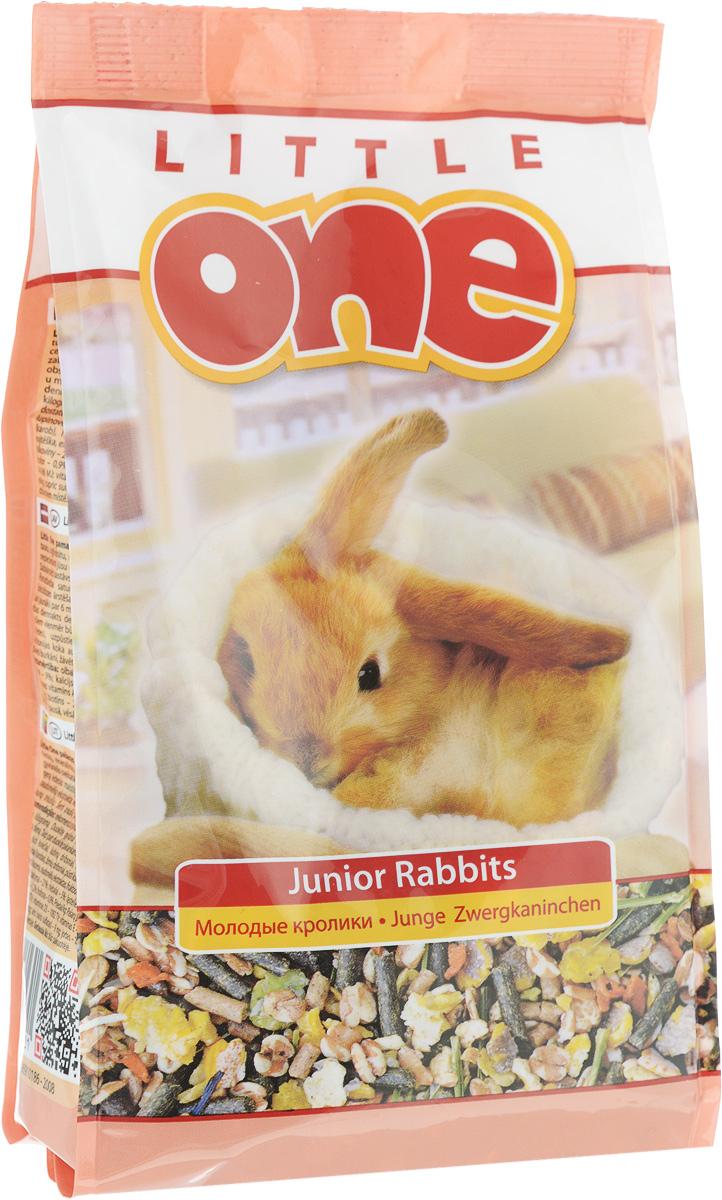 Корм для молодых кроликов Little One, 400 г19518Корм Little One - полноценный рацион для кормления молодых кроликов в возрасте до 6 месяцев. Он содержит все необходимые питательные вещества и аминокислоты, необходимые для оптимального роста и развития животных. Содержит натуральную добавку орегано, эффективную для профилактики и лечения кокцидиоза, особо опасного для молодых животных. Товар сертифицирован.
