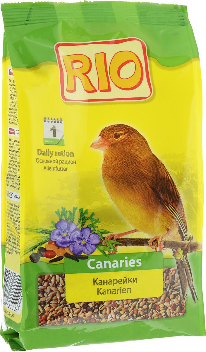 Корм для канареек Rio Основной рацион, 500 г13966Корм Rio Основной рацион - тщательно сбалансированная зерновая смесь для ежедневного кормления канареек. Содержит канареечное семя, просо, рапс, абиссинский нуг и другие любимые канарейками зерна и семена, которые обеспечат всеми необходимыми питательными веществами. Товар сертифицирован.