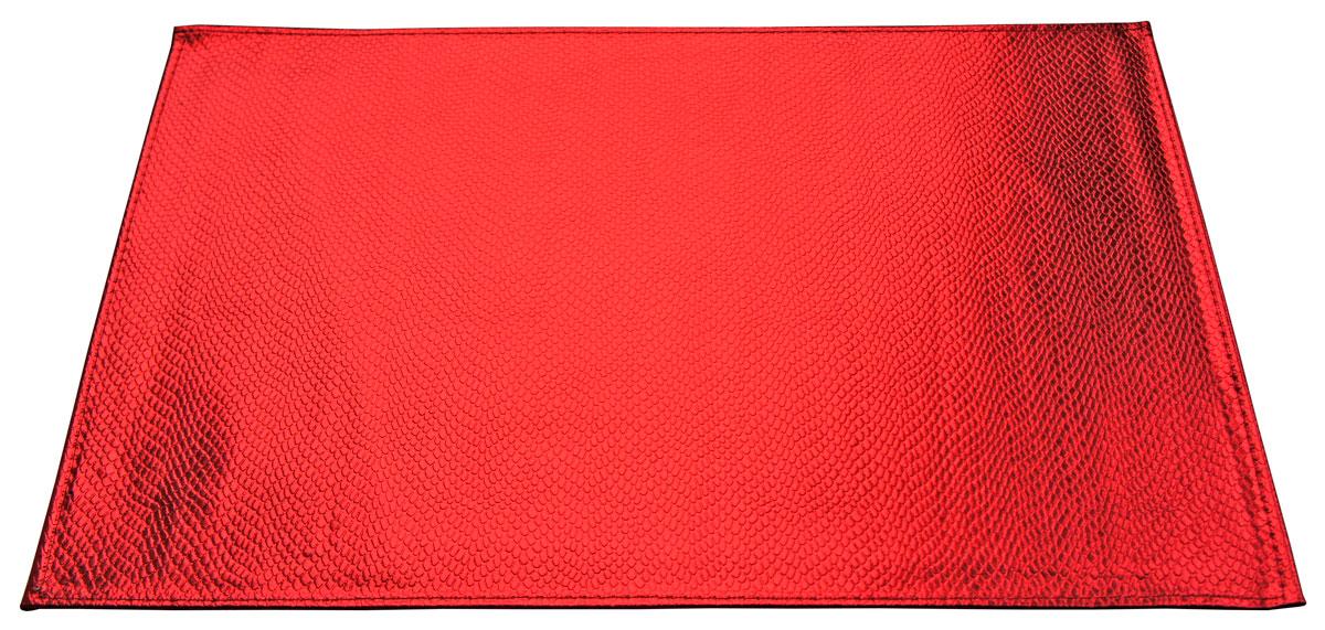 Набор салфеток сервировочных GiftnHome Кожа Красная, 30х45 см, 2 штСТ (red)Сервировочные салфетки используются для сервировки стола и для интерьерных решений, они защищают поверхности от следов пищи, влаги и горячей посуды - это предметы создающие настроение. Авторские дизайны от Креативной студии AntonioK - сделают Вашу сервировку яркой и стильной!