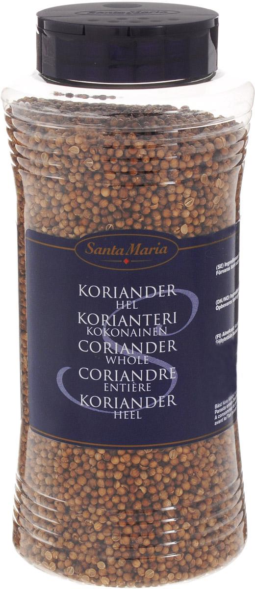 Santa Maria Кориандр целый, 280 г6246Кориандр целый Santa Maria используется для приготовления маринадов, соусов и горячих блюд, а также добавляется при выпечке.
