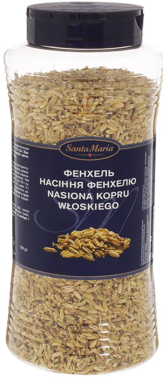 Santa Maria Фенхель семена, 300 г17159Семена фенхеля используются для приготовления блюд из рыбы и морепродуктов, мяса, птицы, а также для выпечки и маринадов.