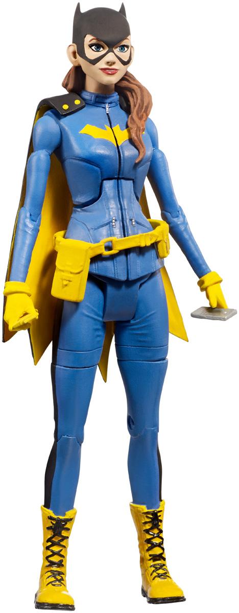 Batman Фигурка БэтгерлDKN33_DWM56Поклонники и коллекционеры по достоинству оценят эти 6-дюймовые фигурки персонажей из фильмов и комиксов про Бэтмена. Каждая фигурка покрашена в соответствующий герою цвет, а также обладает высокой детализацией и 20 подвижными соединениями. Собери их всех, чтобы создать команду защитников справедливости! Продаются отдельно, уточняйте наличие у продавца. Цвет и комплектация могут отличаться.