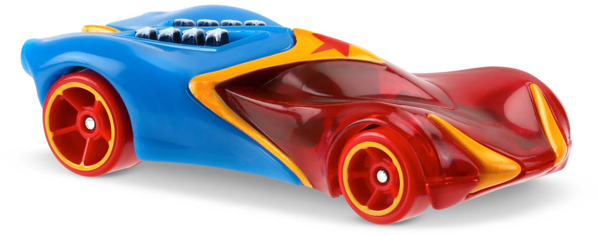 Hot Wheels DC Super Hero Girls Машинка Wonder WomanDXN49_DXN53
