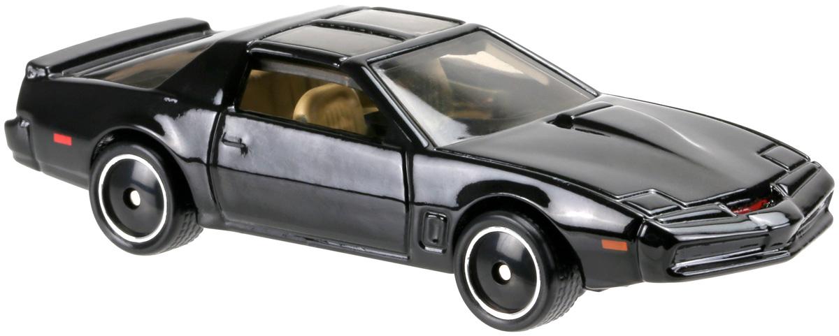 Hot Wheels Машинка Knight Rider K.I.T.T.DMC55_DWJ74