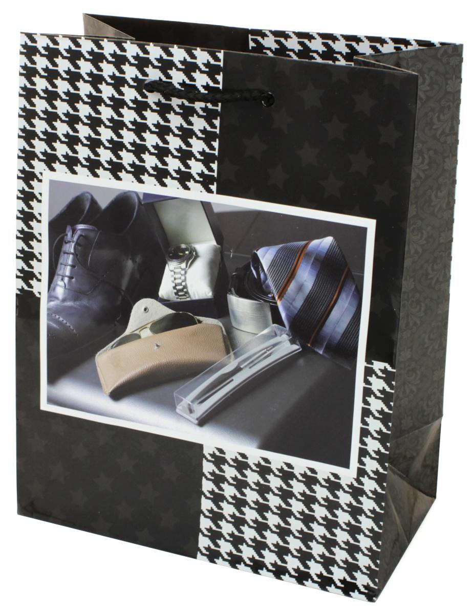 Пакет подарочный МегаМАГ, 18 х 22,7 х 10 см. 2173 M2173 MПодарочный пакет МегаМАГ, изготовленный из плотной ламинированной бумаги, станет незаменимым дополнением к выбранному подарку. Для удобной переноски на пакете имеются ручки-шнурки. Подарок, преподнесенный в оригинальной упаковке, всегда будет самым эффектным и запоминающимся. Окружите близких людей вниманием и заботой, вручив презент в нарядном, праздничном оформлении.