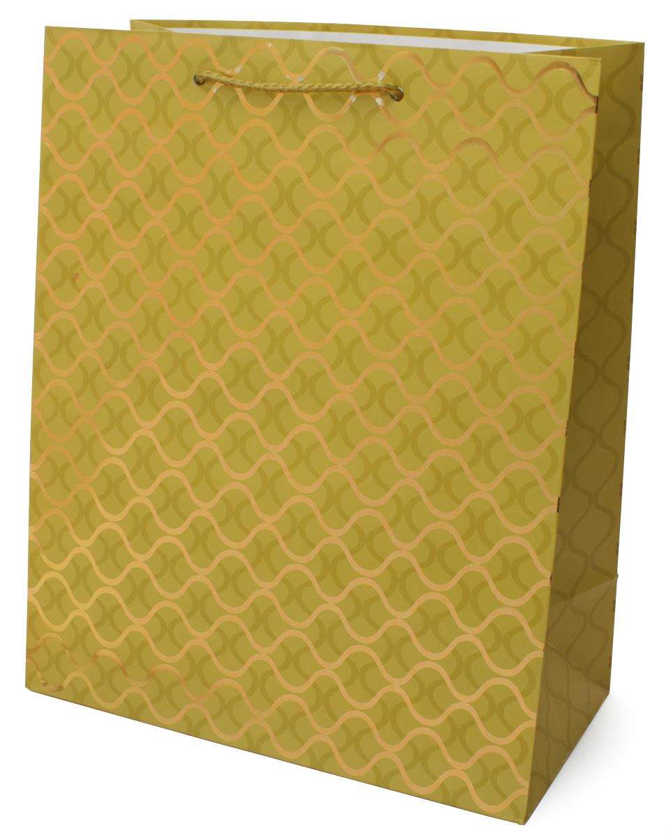 Пакет подарочный МегаМАГ Premium, 26,4 х 32,7 х 13,6 см. 3033 LP3033 LPПодарочный пакет МегаМАГ, изготовленный из плотной ламинированной бумаги, станет незаменимым дополнением к выбранному подарку. Для удобной переноски на пакете имеются ручки-шнурки. Подарок, преподнесенный в оригинальной упаковке, всегда будет самым эффектным и запоминающимся. Окружите близких людей вниманием и заботой, вручив презент в нарядном, праздничном оформлении.