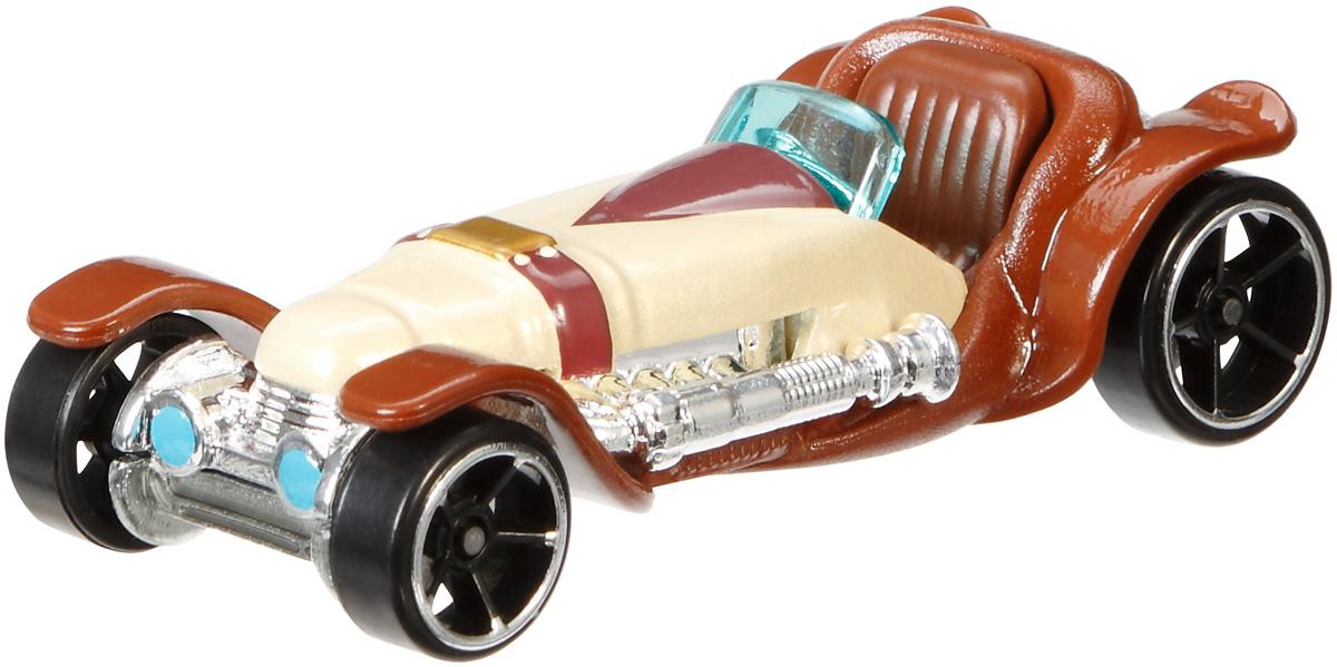 Hot Wheels Star Wars Машинка Obi Wan KenobiDXN83_DXP52Отпразднуй 25-летие с этой уникальной серией серебристых машинок. Идеально подходит для коллекционирования! У каждой машинки — серебристый кузов, шины, колесные диски, клетка безопасности, ходовая часть, окно. А еще в комплекте памятная серебристая монета!