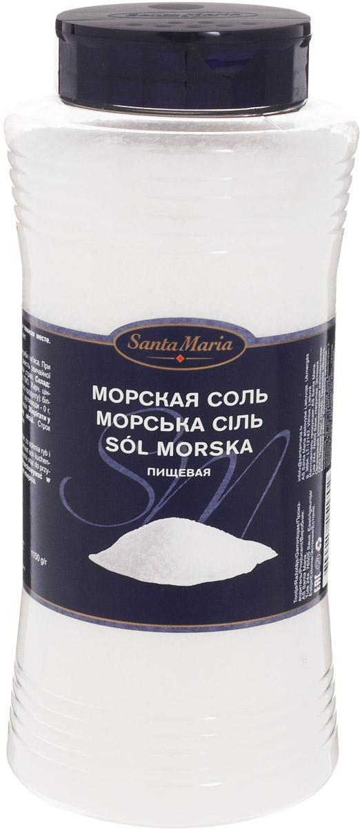 Santa Maria Соль морская пищевая, 1,15 кг 15170