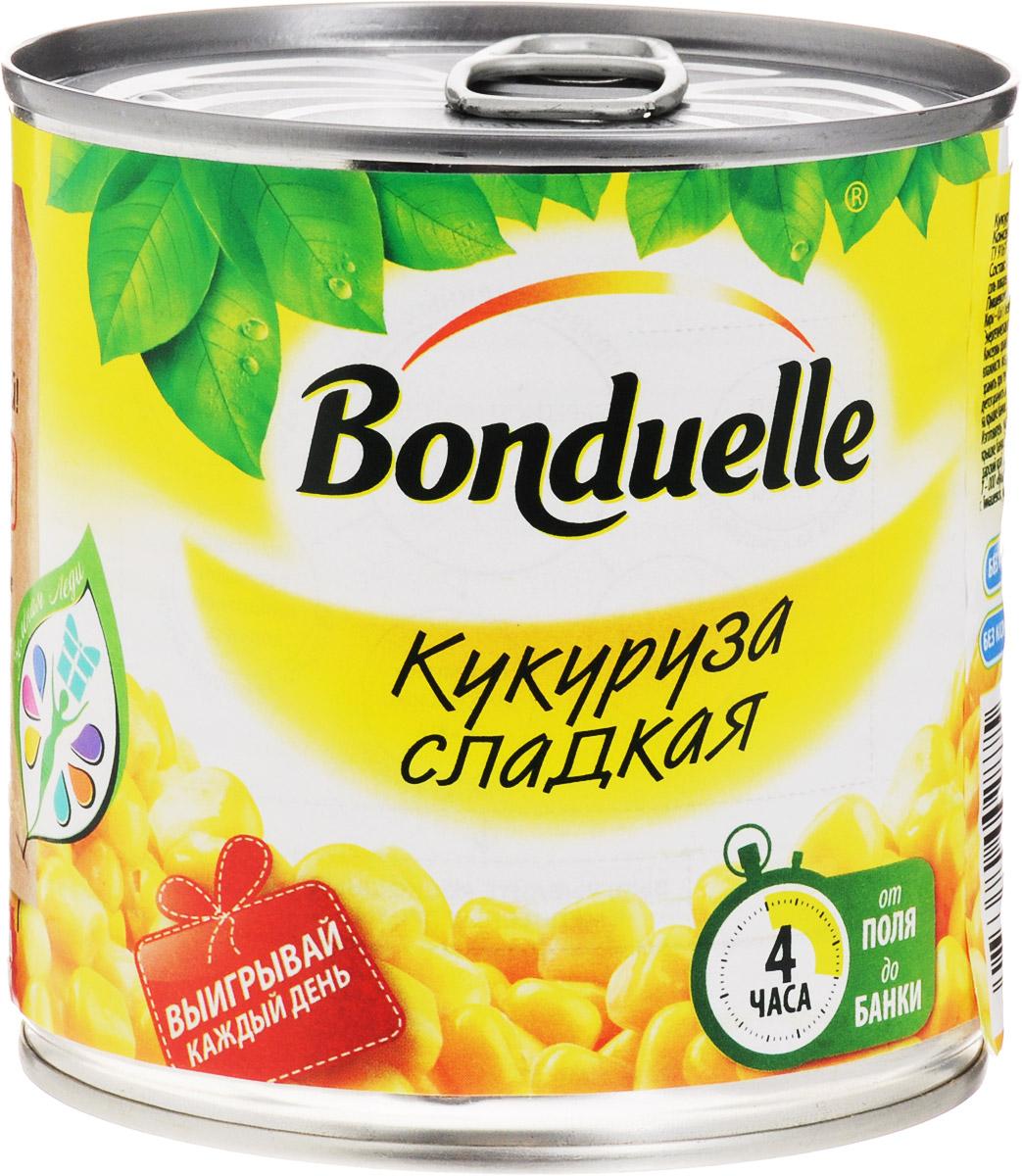 Bonduelle кукуруза сладкая, 340 г2445Настоящая классика Bonduelle - продукты, давно знакомые и востребованные, а значит, их качество проверено временем и подтверждено любовью миллионов хозяек и поваров. Без них невозможно представить ни один стол нашей страны, а особенно праздничное меню, где обязательно имеются салаты с зеленым горошком и кукурузой. Уважаемые клиенты! Обращаем ваше внимание, что полный перечень состава продукта представлен на дополнительном изображении.
