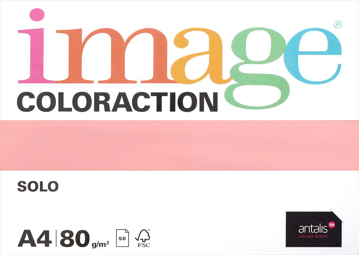 Image Бумага для принтера Coloraction цвет розовый 50 листов717025Бумага для принтера Image Coloraction - это высококачественная бумага с превосходной гладкостью. Подходит для печати на лазерных принтерах, многофункциональных копирующих устройствах и цифровом оборудовании. Комплект состоит из 50 листов розового цвета формата А4.