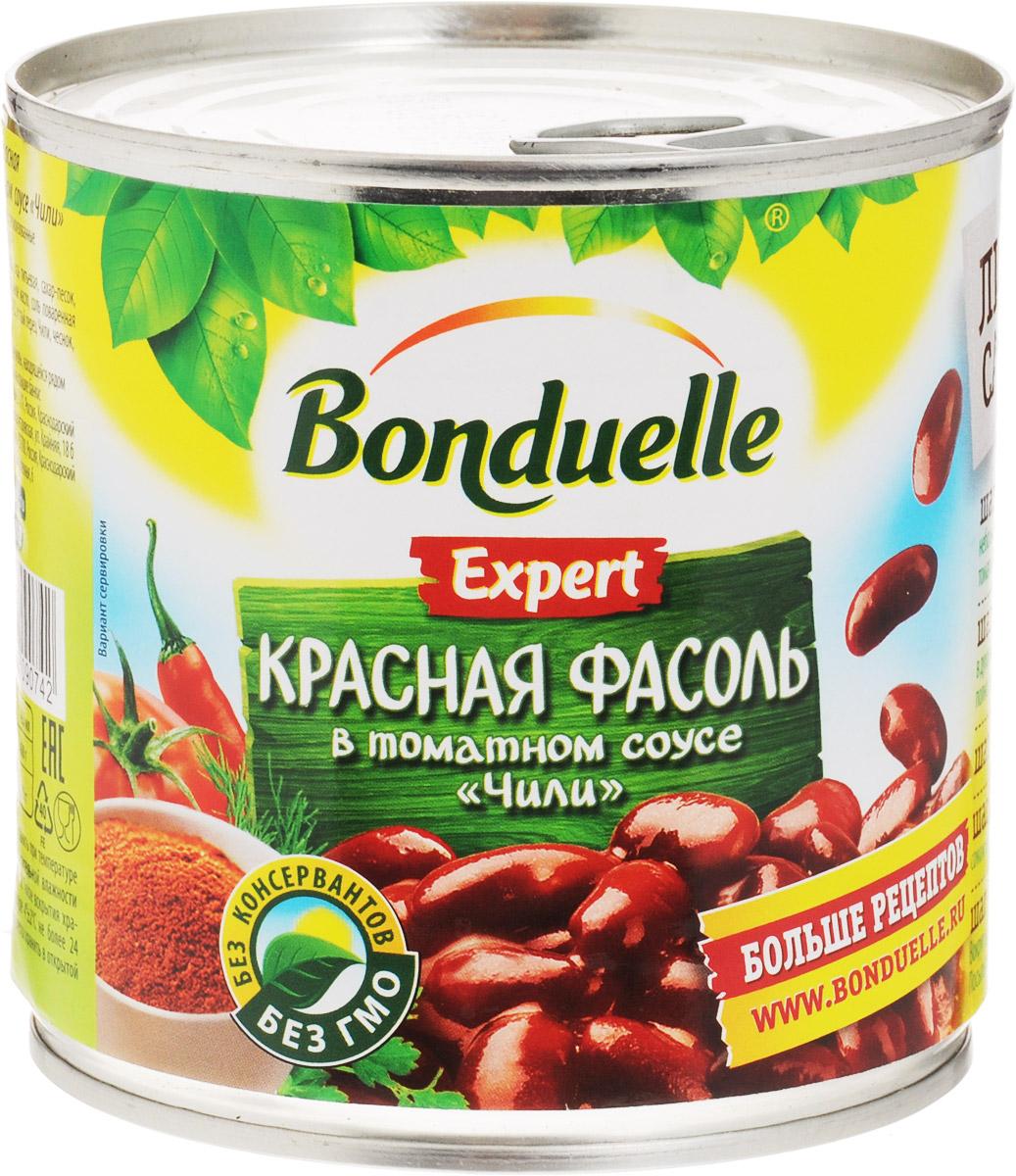 Bonduelle красная фасоль в соусе Чили, 400 г4819Красная фасоль в соусе Чили - превосходный выбор для тех, кто любит поострее: густой томатный соус, которым заправлена фасоль, наполнен ароматами розмарина, паприки и перца чили. Это готовое блюдо богато белком и клетчаткой, поэтому станет хорошим выбором для постного рациона, хотя отлично подойдет и как гарнир к мясу. Уважаемые клиенты! Обращаем ваше внимание, что полный перечень состава продукта представлен на дополнительном изображении.