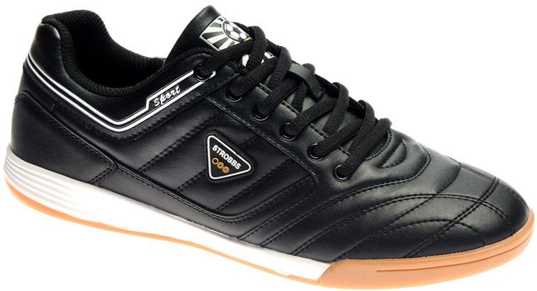 Кроссовки для футзала муж Strobbs, цвет: чeрный. C2446-3. Размер 43