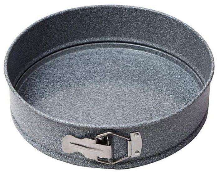Форма для выпечки Wellberg,круглая, со съемным дном, диаметр 24 см9164 WBФорма для выпечки Wellberg,круглая, со съемным дном, диаметр 24 см
