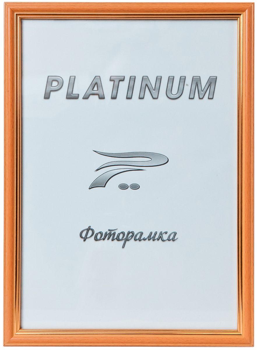 Фоторамка Platinum Арона, цвет: бежевый, 10 x 15 смPlatinum 8020-4 АРОНА-БЕЖЕВЫЙ 10x15